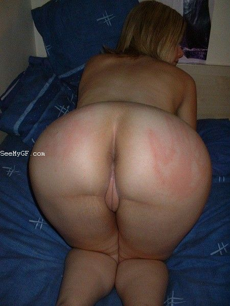 Girlfriends that spank