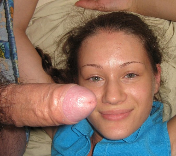 Real girlfriend handjob cum — 15