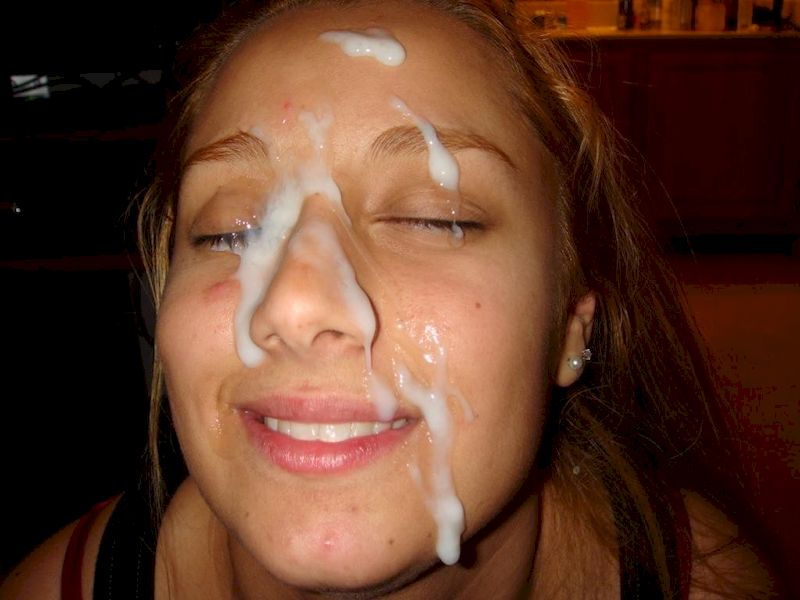 Amateur women facials oral sex