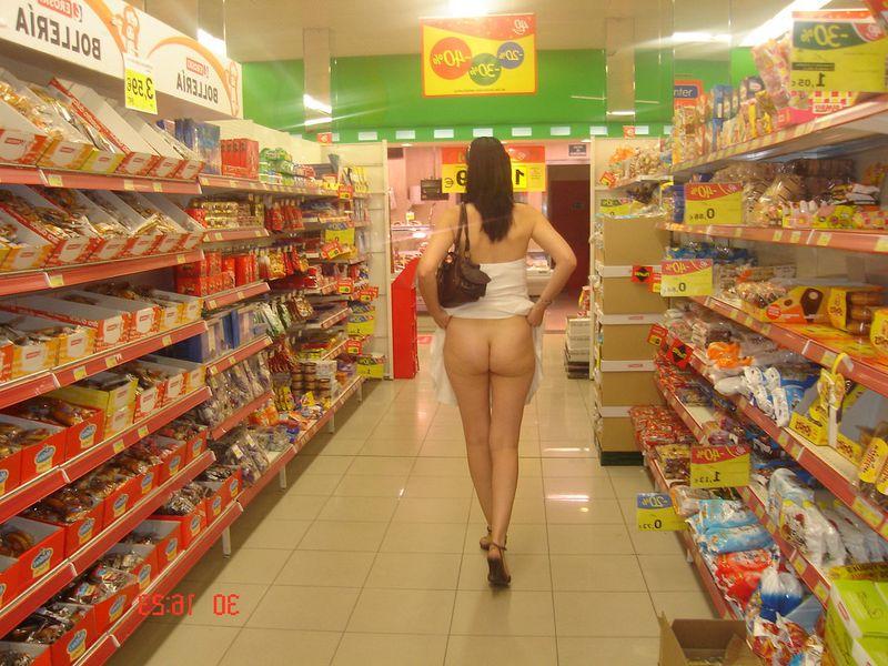 Sex at the super market