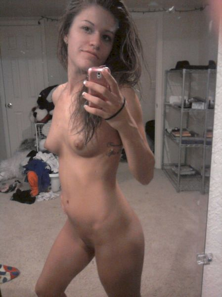 Ex girlfriend self nude college shot