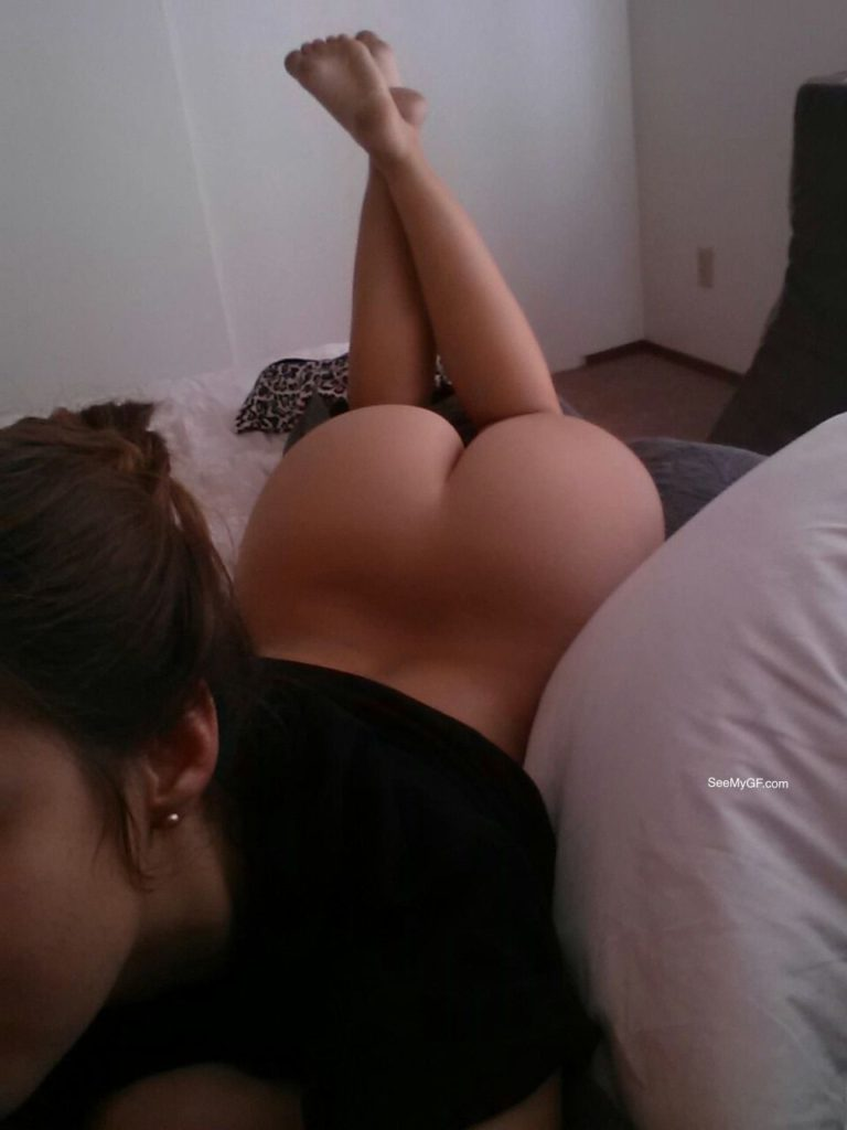 Ass selfie girl sexy