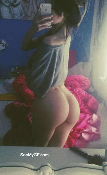 Consider, that teen girl selfies best ass nude