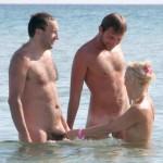 My slut wife sucking cocks of strangers in public beach as 4k mateur porn video leaked