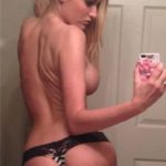 Watch Real Naked Girls and Full Nude white teen selfie for Instagram